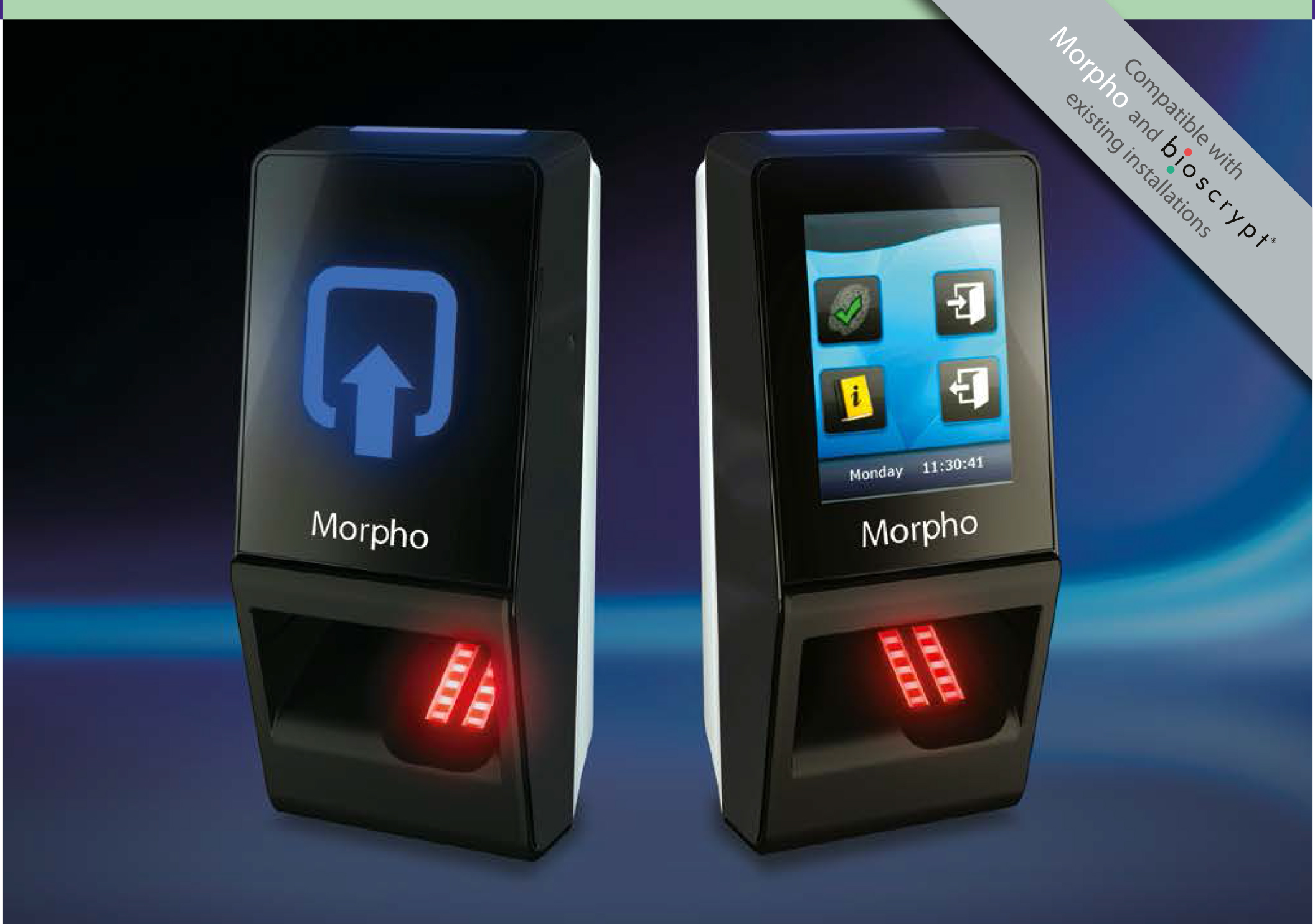 latest fingerprint technology