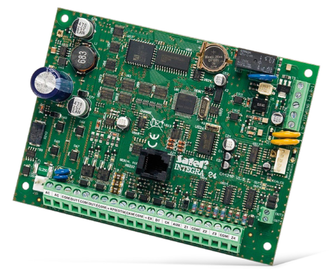 Alarm Control Panels Suppliers