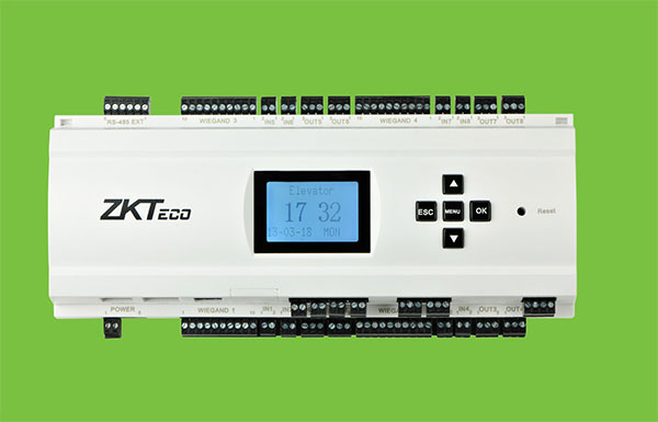 Elevator Access Controllers