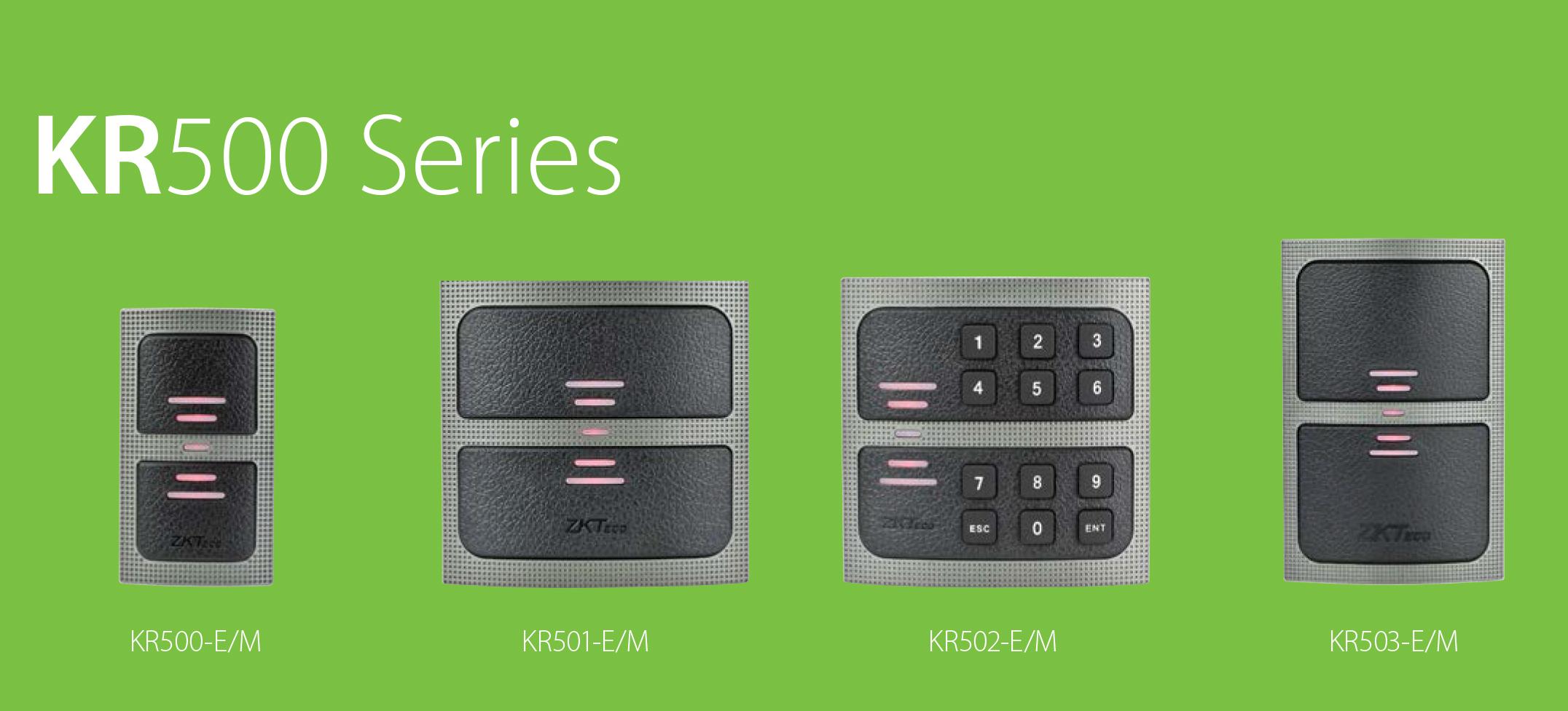ZKTeco Access control Readers
