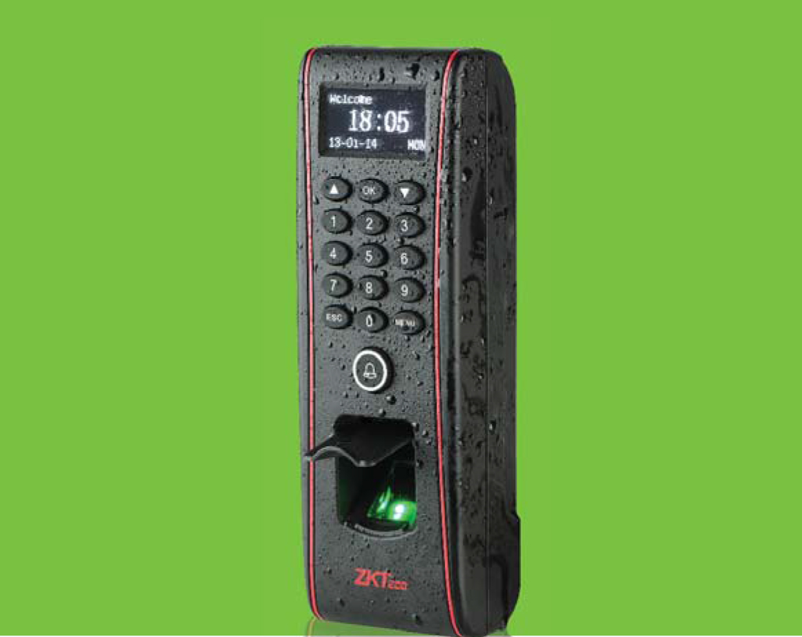 Access control Readers to secure your properties