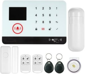 Intruder Alarm System UAE