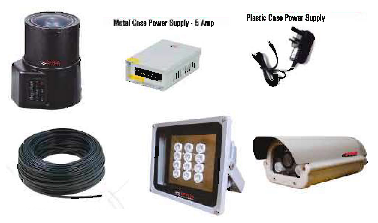 CCTV Security Camera Accessories Suppliers