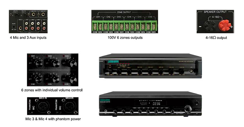 PA Amplifiers Suppliers