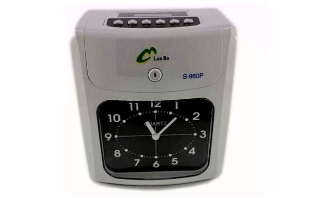 Manual Time Recorder UAE
