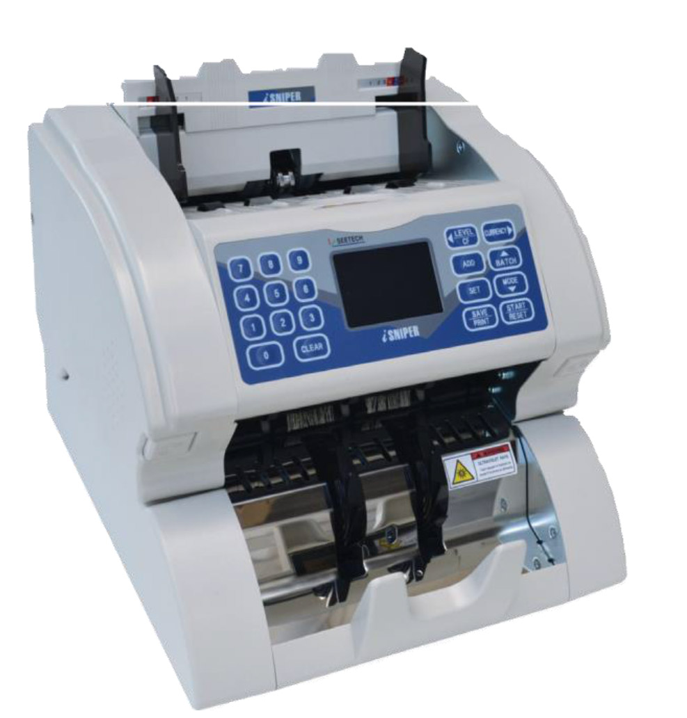 currency counter suppliers