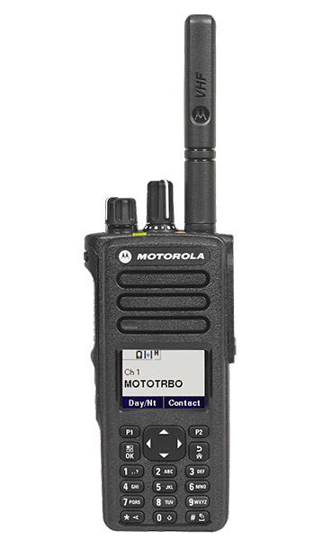 motorola professional radios