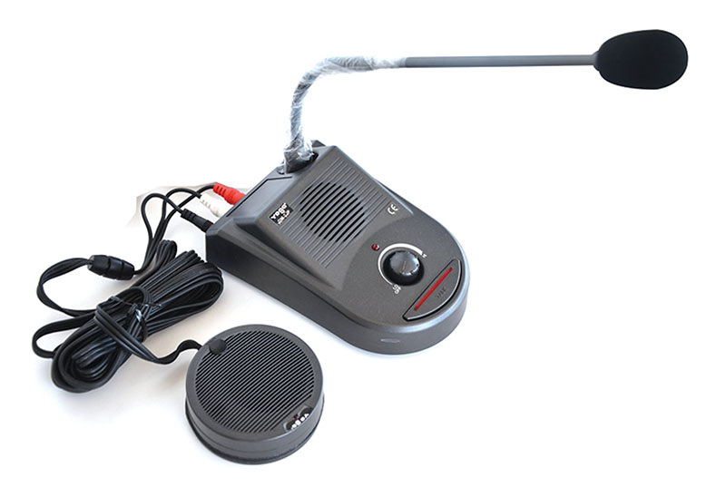 Counter Interaction Microphone Abu Dhabi
