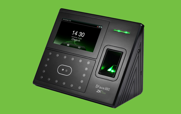 Time Attendance Machines Suppliers UAE